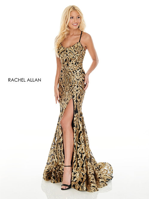7052 Rachel Allan Prom by Mary's Bridal