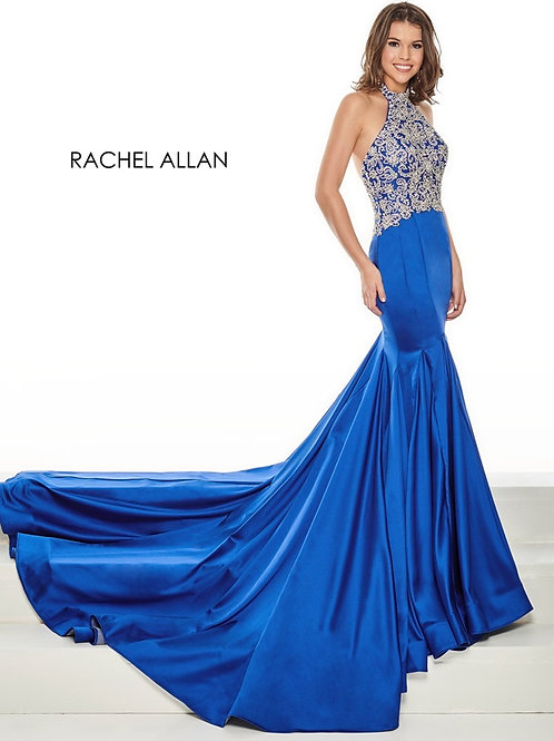 5114 Rachel Allan Pageant Gown
