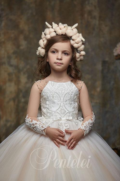 3004 Pentelei Princess Dress