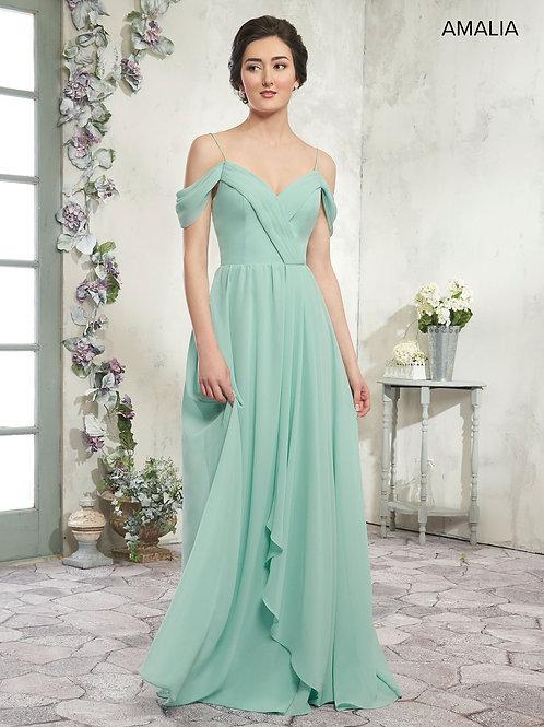 MB7012 Amalia Bridesmaids by Mary's Bridal