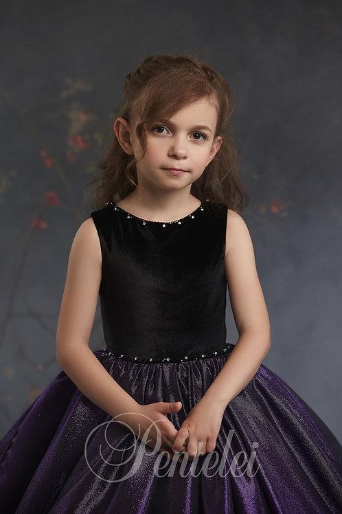 3022 Pentelei Princess Dress