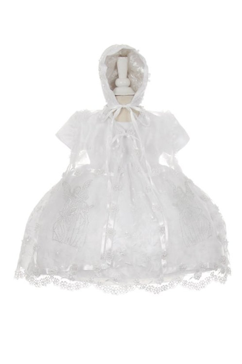 Baptism/Christening Gown 1143H