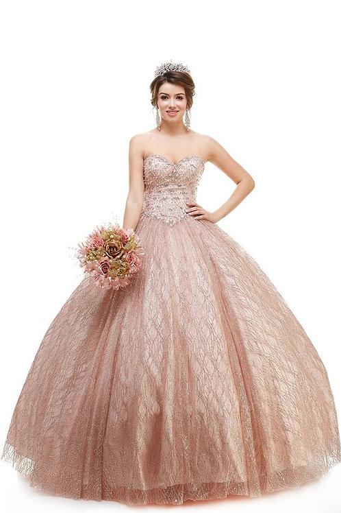73213-XQ Quinceanera Gown