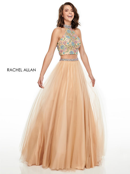 7066 Rachel Allan Prom by Mary's Bridal