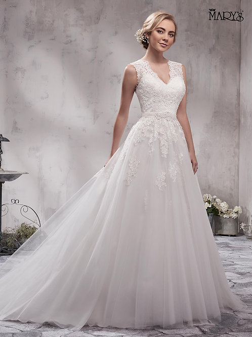 MB3002 Marys Bridal