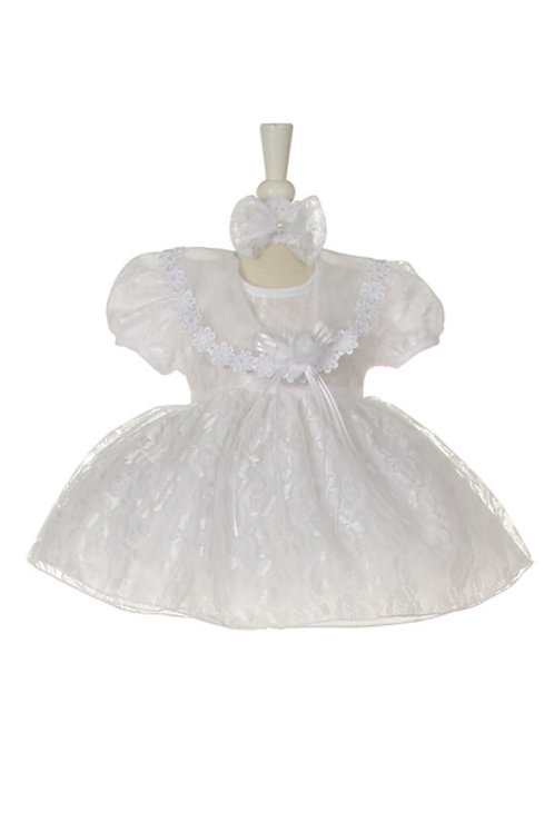 Baptism/Christening Gown 10802