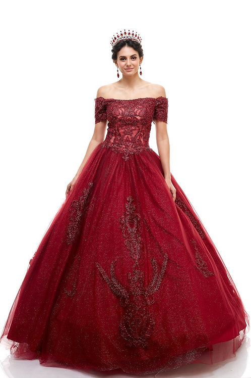 71880-XPQ Quinceanera Gown