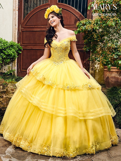 MQ2085 Quinceanera Gowns by Mary's Bridal