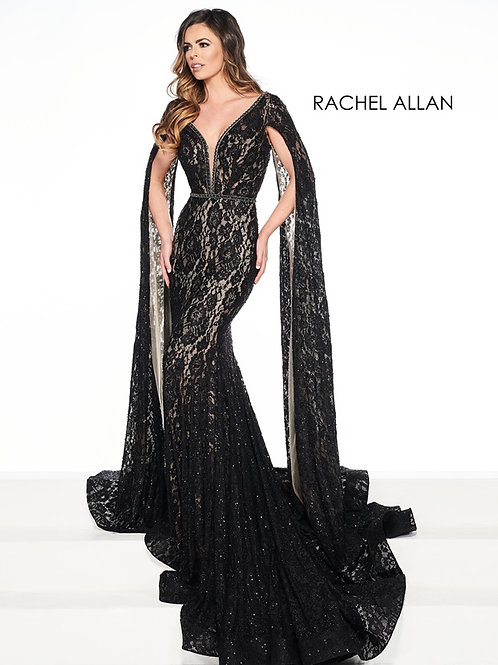 5081 Rachel Allan Pageant Gown