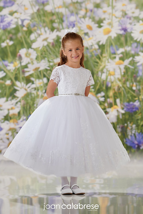 120337 Joan Calabrese Communion Dress