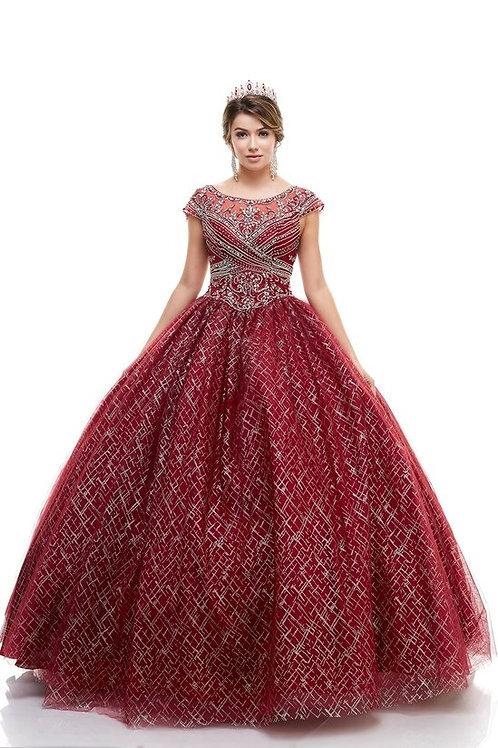 71969-XQ Quinceanera Gown