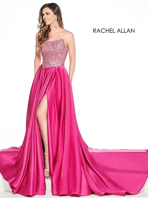 5087 Rachel Allan Pageant Gown
