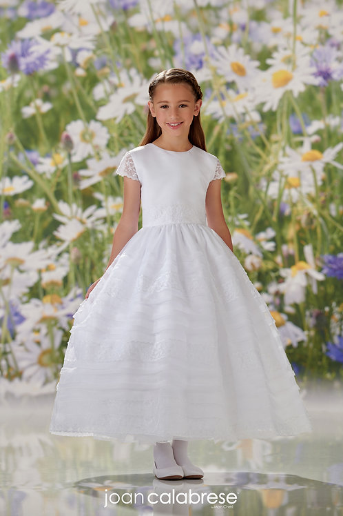 120346 Joan Calabrese Communion Dress