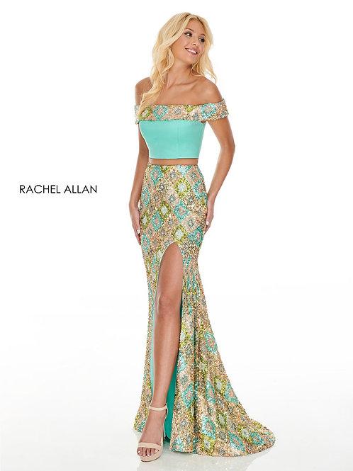 7101 Rachel Allan Prom by Mary's Bridal