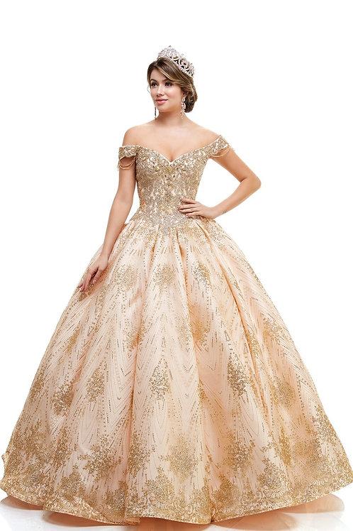 82060-XQ Quinceanera Gown
