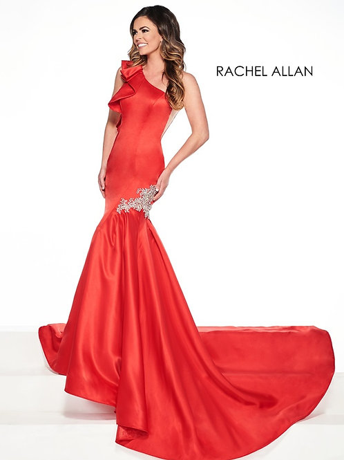 5084 Rachel Allan Pageant Gown