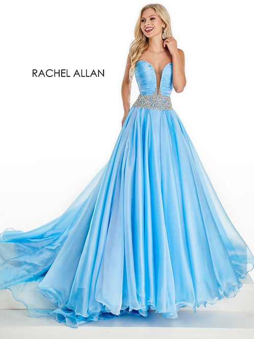 5103 Rachel Allan Pageant Gown