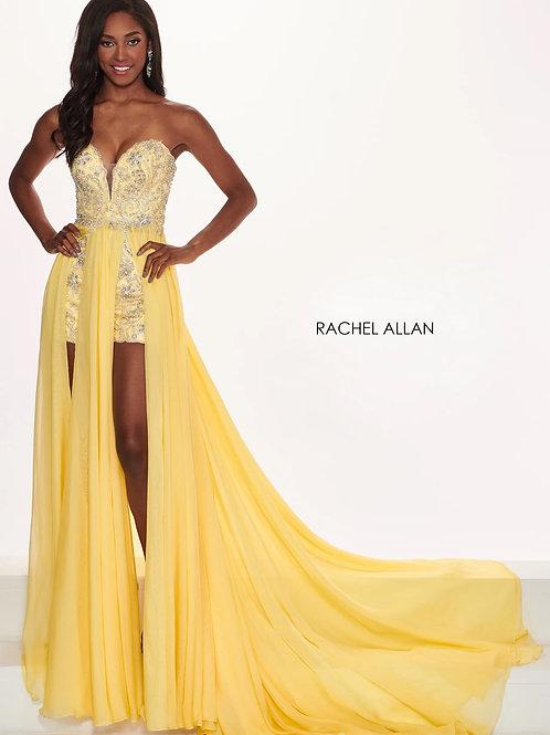 5064 Rachel Allan Pageant Gown