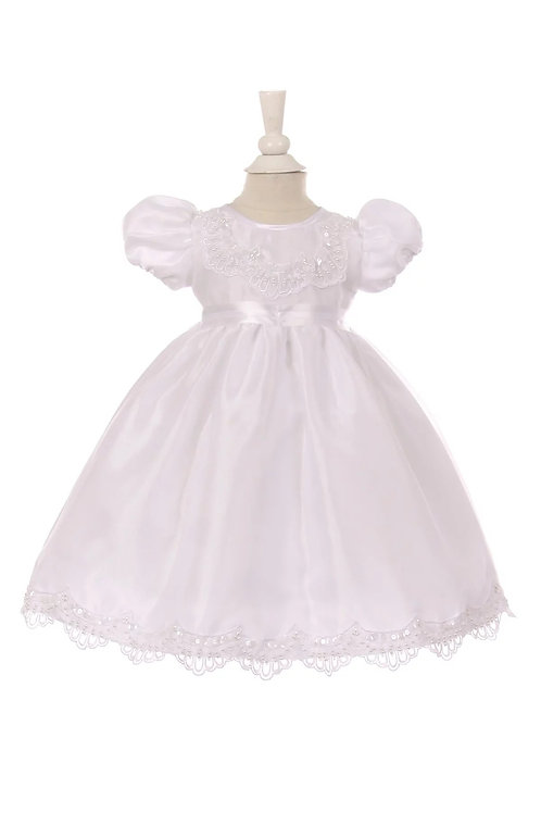 Baptism/Christening Gown 1144W