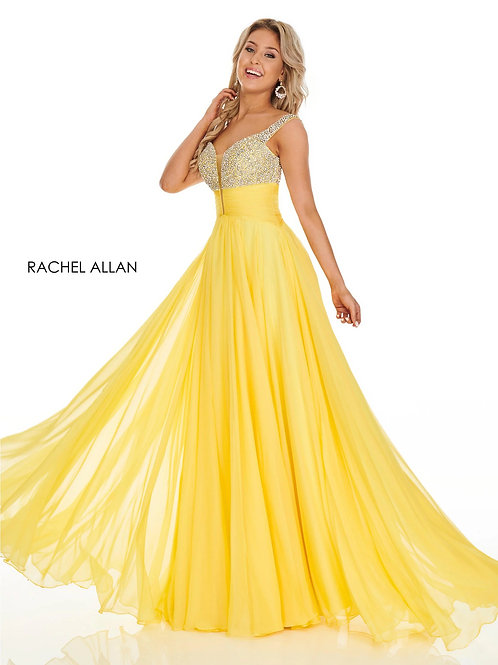 7018 Rachel Allan Prom by Mary's Bridal