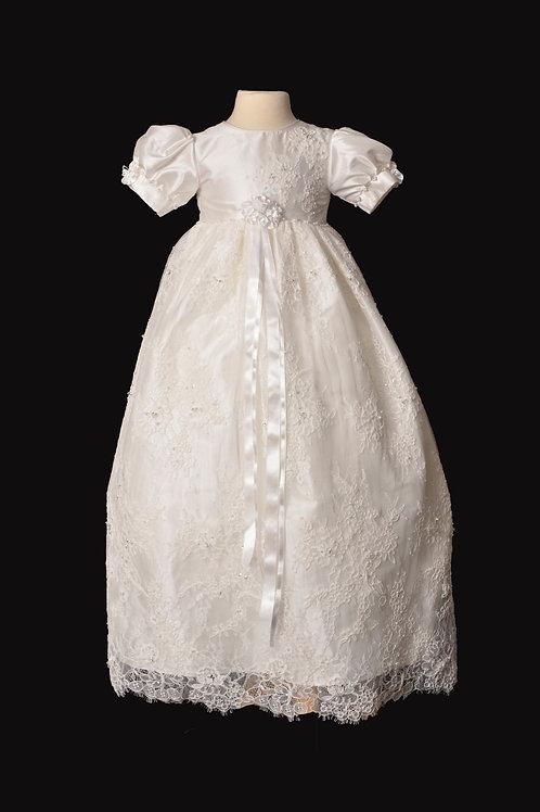 ROSE Sweetie Pie Baptism Gown