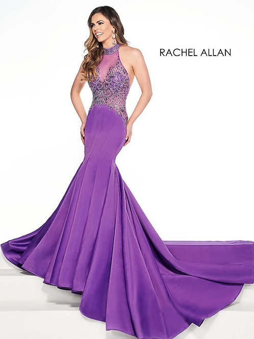 5086 Rachel Allan Pageant Gown