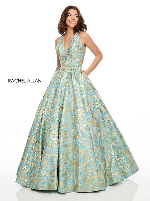 7019 Rachel Allan Prom by Mary's Bridal