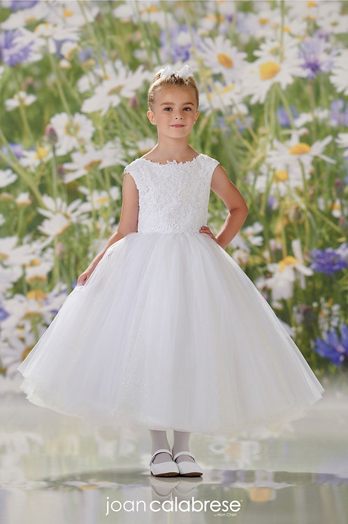 120331 Joan Calabrese Communion Dress
