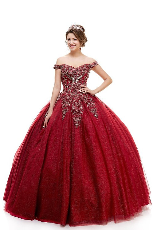72271-XQ Quinceanera Gown