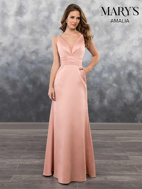 MB7023 Amalia Plus Size Bridesmaids by Mary's Bridal
