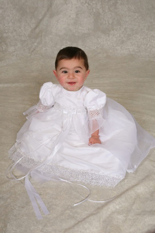I337C Sweetie Pie Baptism Gown