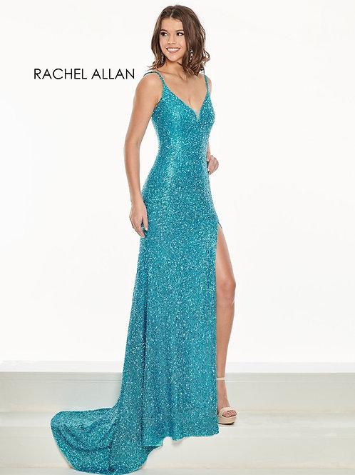 5101 Rachel Allan Pageant Gown