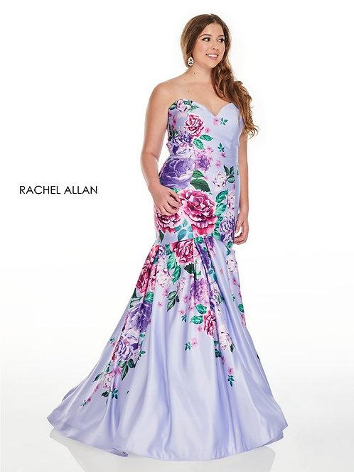 7238 Rachel Allen Plus Size Prom Dress