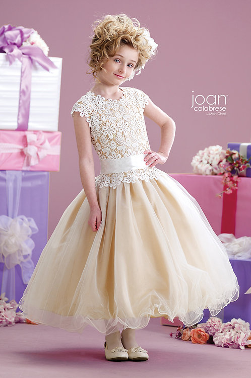 215339 Joan Calabrese Flower Girls Dress