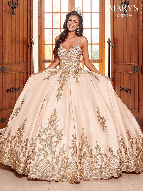 MQ2105 Quinceanera Gowns by Mary's Bridal