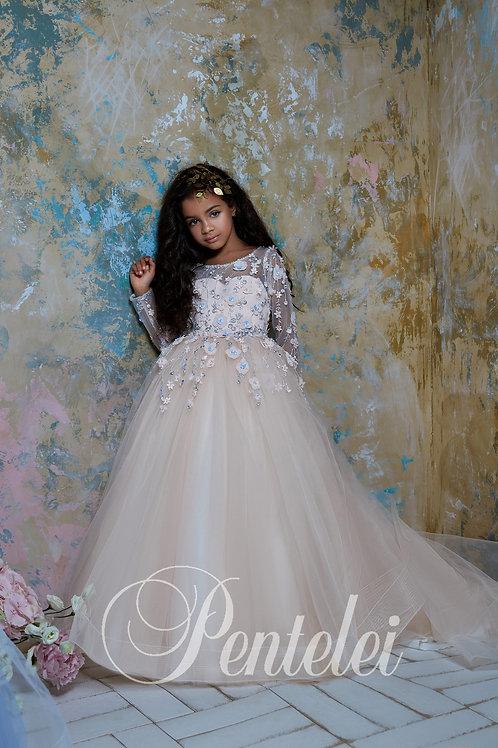 2304 Pentelei Flowergirls Dresses