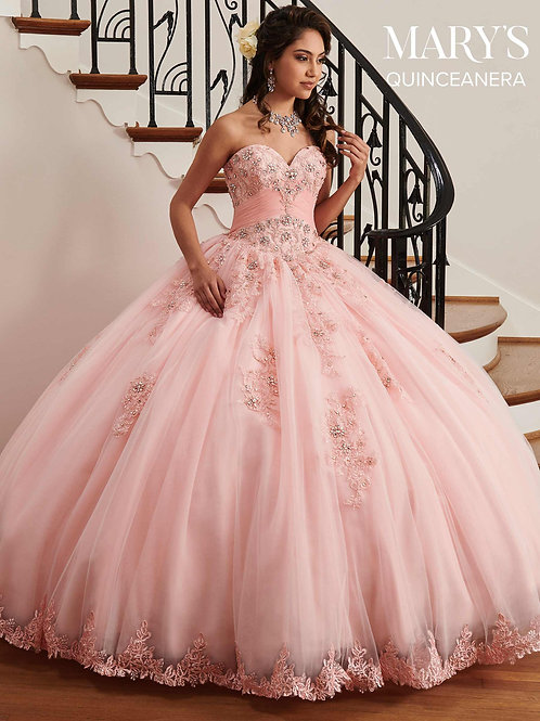 MQ2036 Quinceanera by Mary's Bridal -SALE