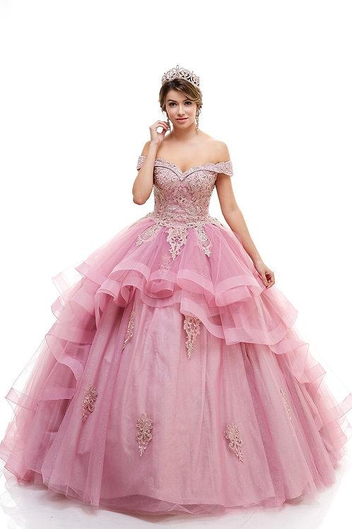 78383-XQ Quinceanera Gown