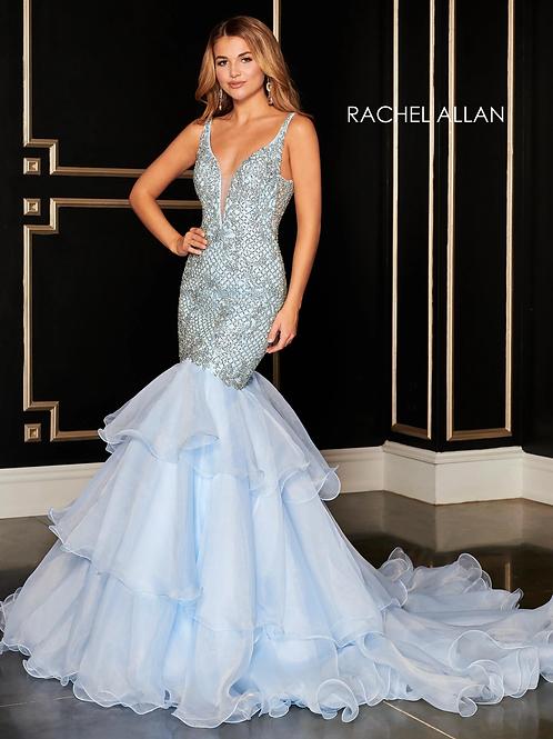 5099 Rachel Allan Pageant Gown