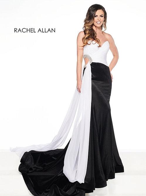 5083 Rachel Allan Pageant Gown