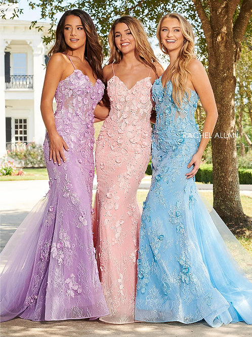 7145 Rachel Allan Prom by Mary's Bridal