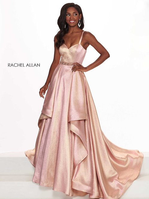 5060 Rachel Allan Pageant Gown