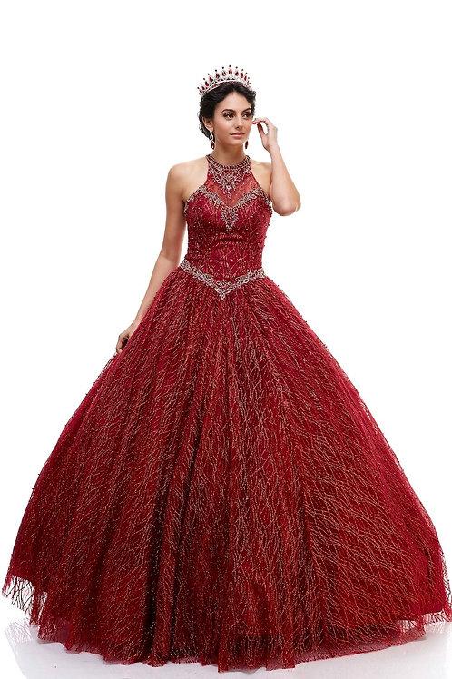 71209-XQ Quinceanera Gown