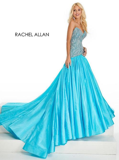 5116 Rachel Allan Pageant Gown