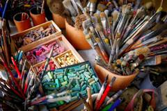 Seja um artista melhor...