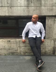 """Bruno Neves: """"ser um artista é mergulhar profundamente dentro de si mesmo..."""""""
