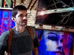 """Ricardo Baroni: """"meu trabalho consiste em compartilhar a minha percepção, ressignificar, buscar"""