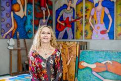 """Eulália Pessoa: """"Entendi que o importante é apenas e exclusivamente o fazer artístico. Nada mai"""