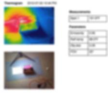 iPad comparison Thermogram 8