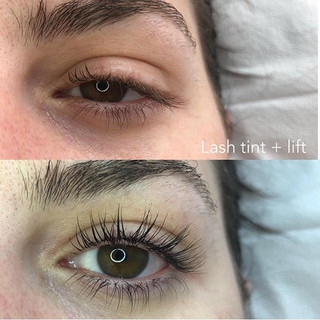 Natural lashes for the win! Schedule you